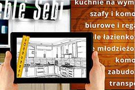Projekty plakatów reklamowych Kraków
